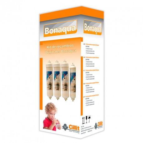 Cillit Kit filtros originales Bonaqua
